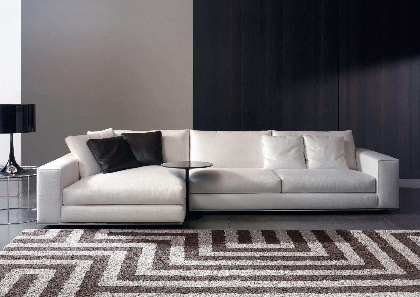 Hamilton Sofa | Designedrodolfo Dordoni, Minotti, Orange Skin Within Hamilton Sofas (View 7 of 20)