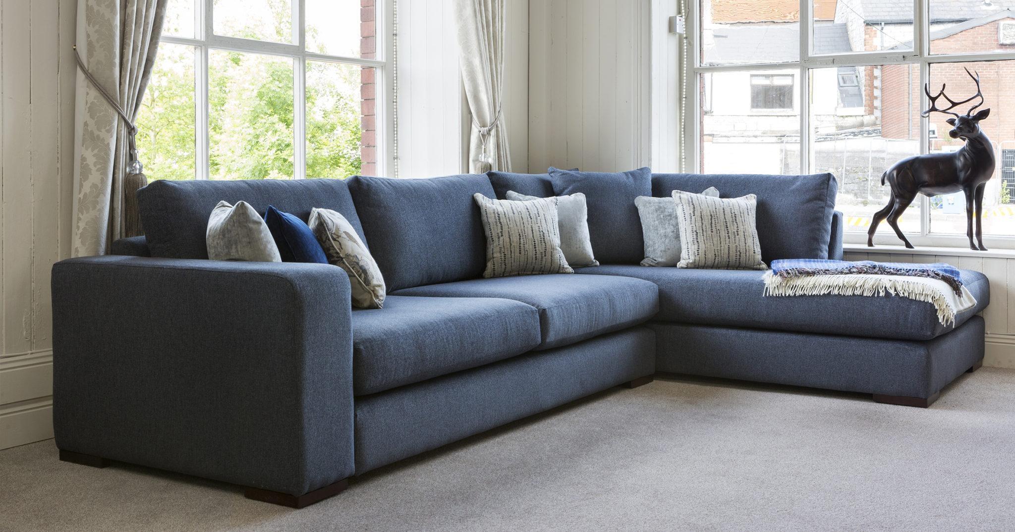 Handmade Irish Sofas, Corner Sofas, Chairs, Furniture Ireland With Regard To Corner Sofa Chairs (View 20 of 20)