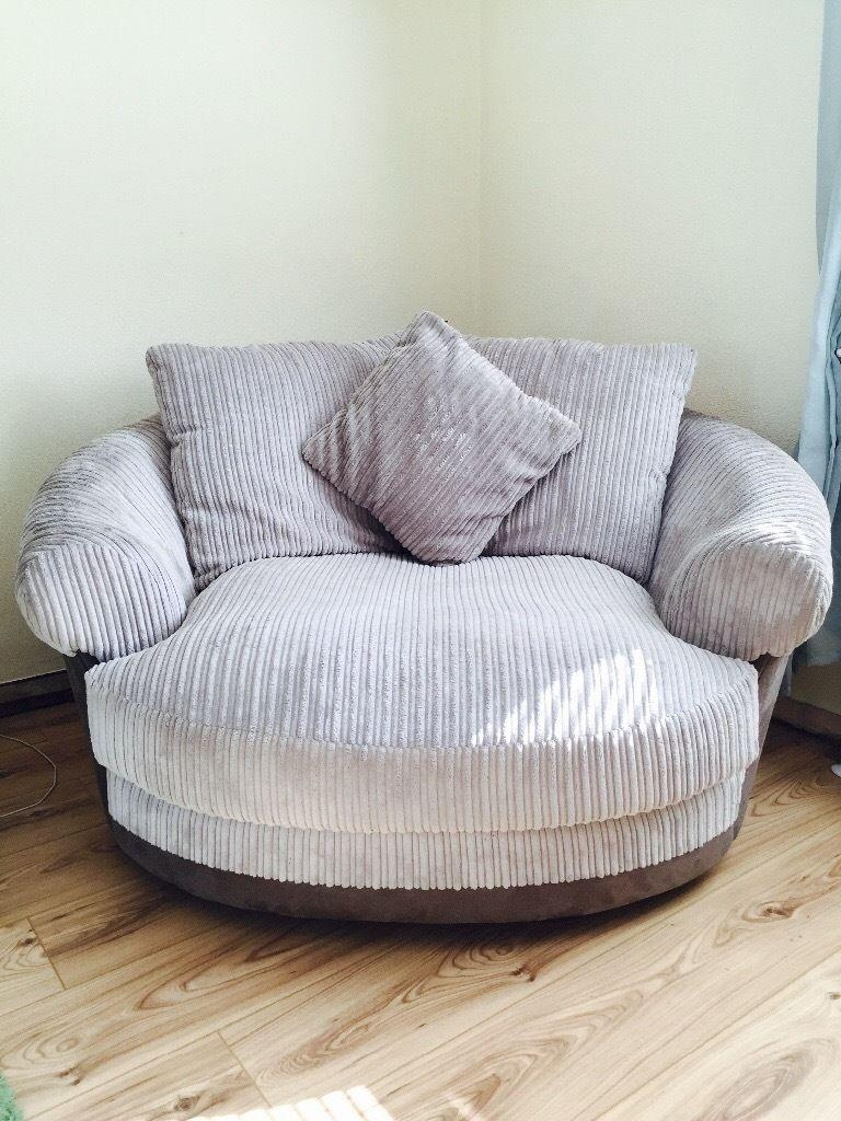 Harvey's Cuddle Swivel Chair | In Bonnyrigg, Midlothian | Gumtree With Cuddler Swivel Sofa Chairs (View 12 of 20)
