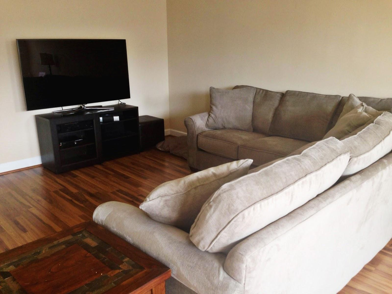 Havertys Sectional Couch (Image 4 of 20)