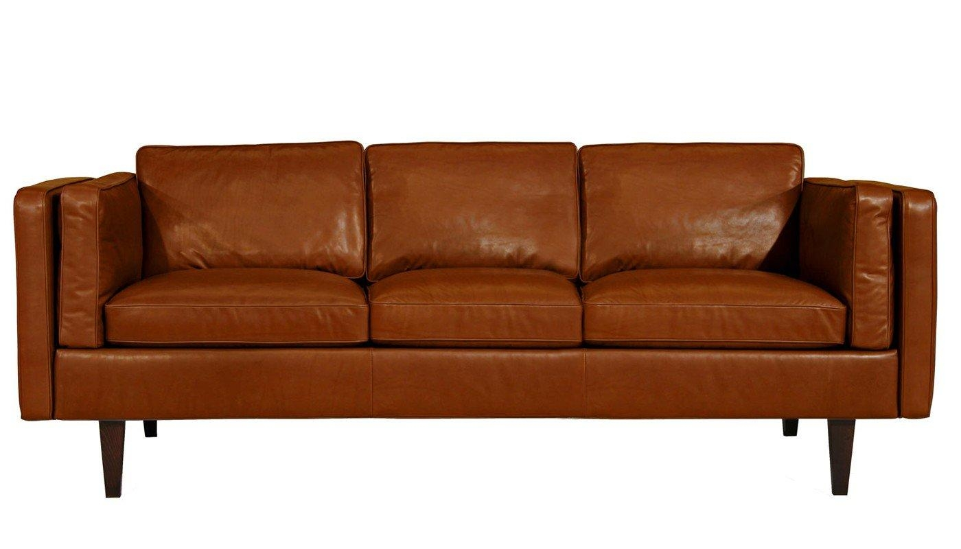 Heal's Chill 4 Seater Sofa For 4 Seat Leather Sofas (Image 6 of 20)