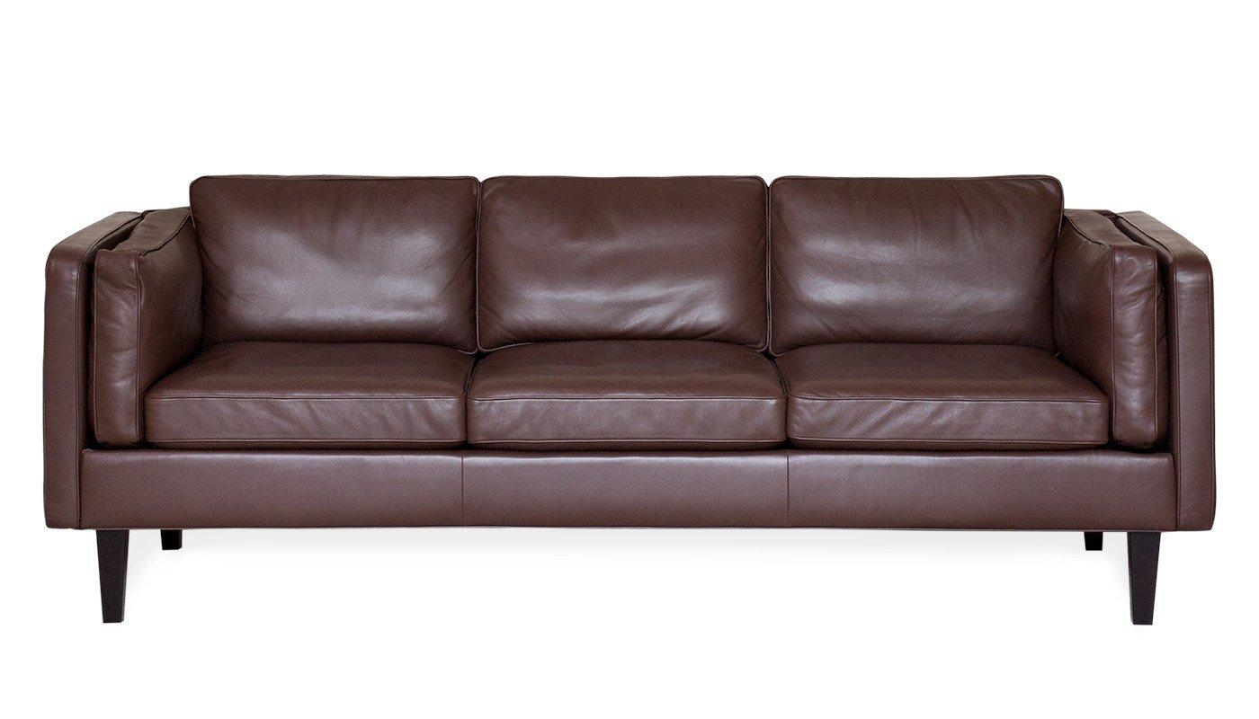 Heal's Chill 4 Seater Sofa In 4 Seat Leather Sofas (Image 7 of 20)