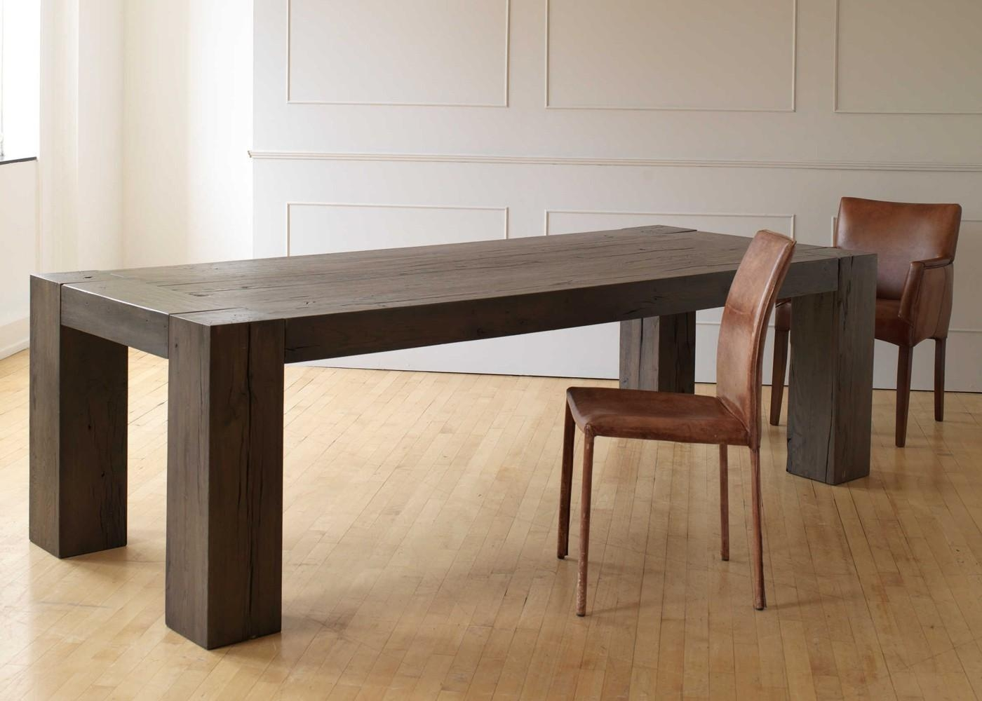 Heal's Umbrian Table Within Dining Table With Sofa Chairs (View 16 of 20)