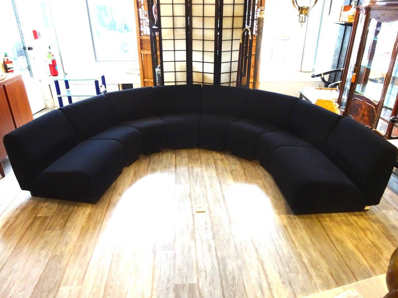 """Herman Miller Eight Piece Sectional """"never Ending Sofa"""" At 1Stdibs With Regard To Chadwick Sofas (Image 17 of 20)"""