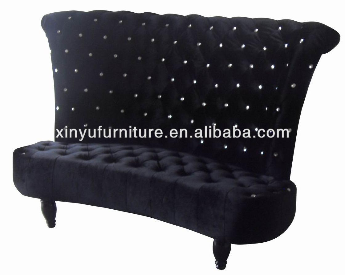 High Back Reception Sofa Xy0382 – Buy High Back Reception Sofa Inside High Back Sofas And Chairs (Image 7 of 20)