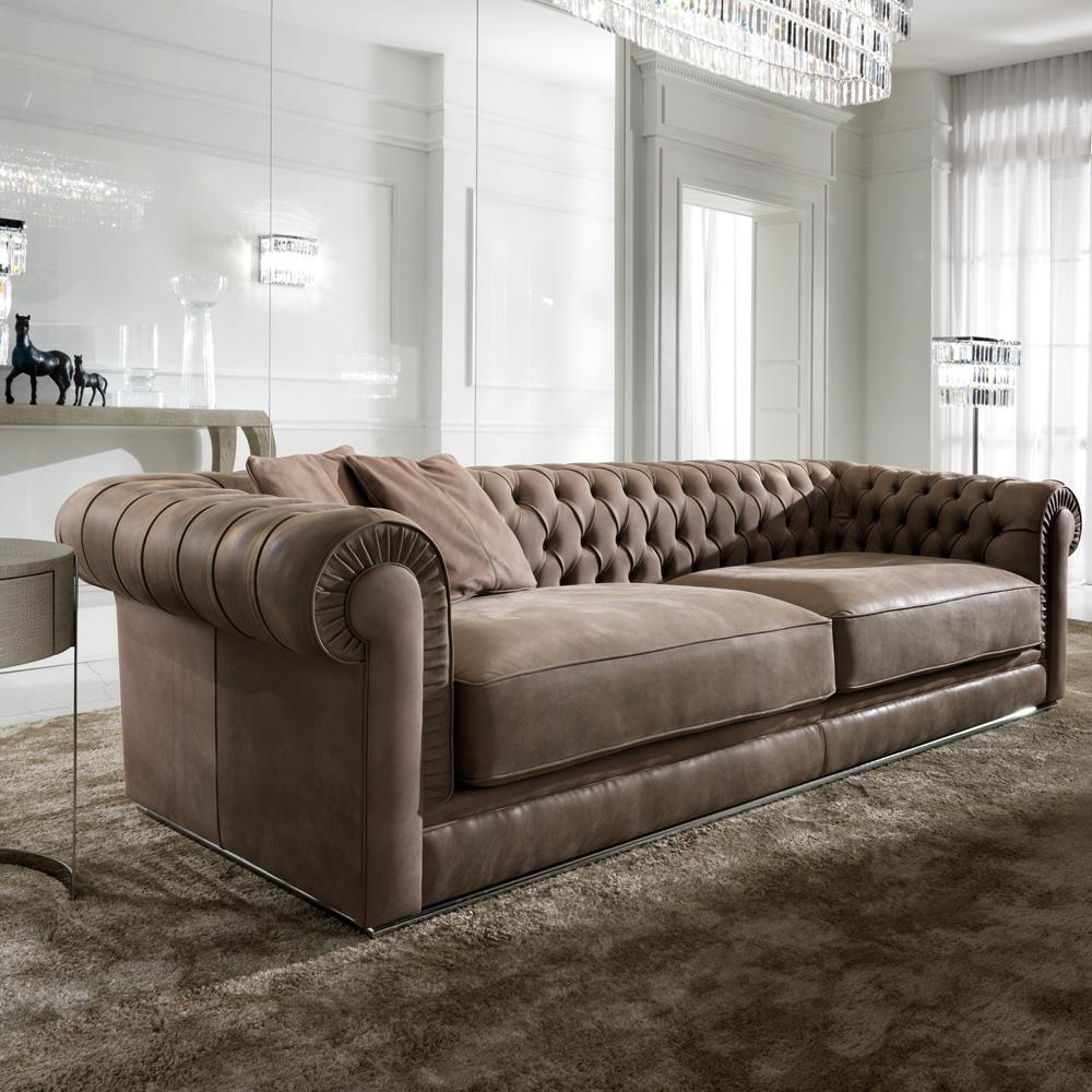 High End Leather Sectional Sofas – Video And Photos Inside High End Leather Sectionals (View 15 of 20)