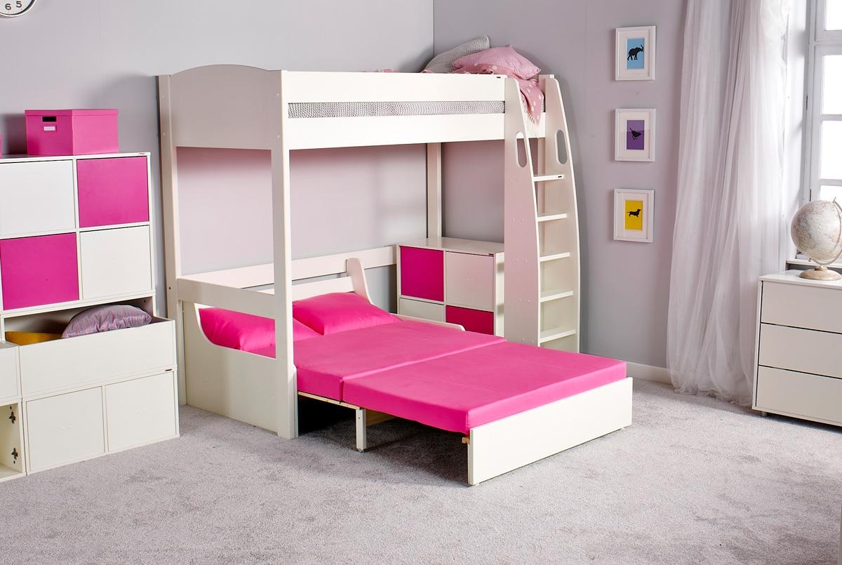 Featured Photo of High Sleeper Bed With Sofa