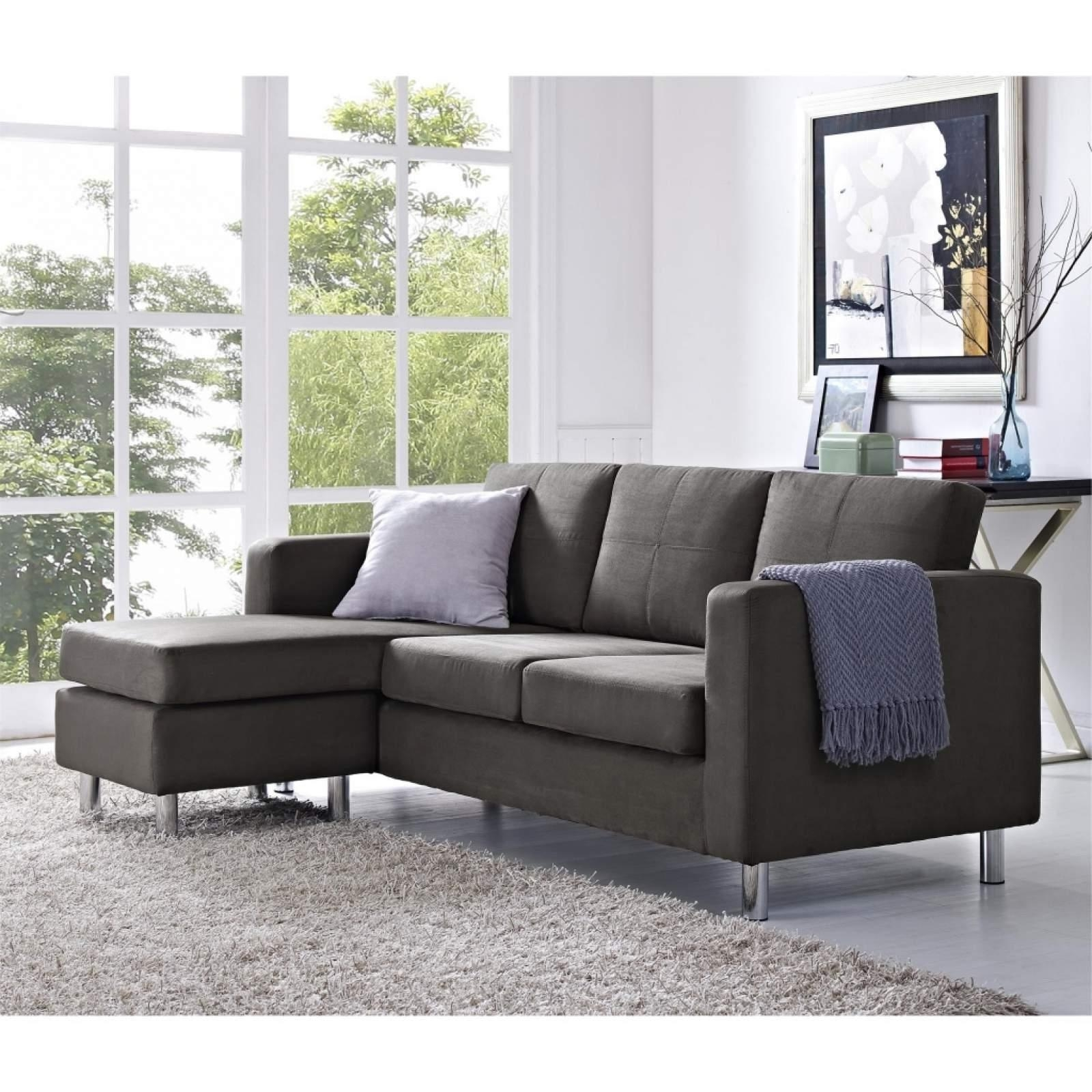 Modular Sectional Sofa Small Spaces: 20 Best Collection Of Small Modular Sofas