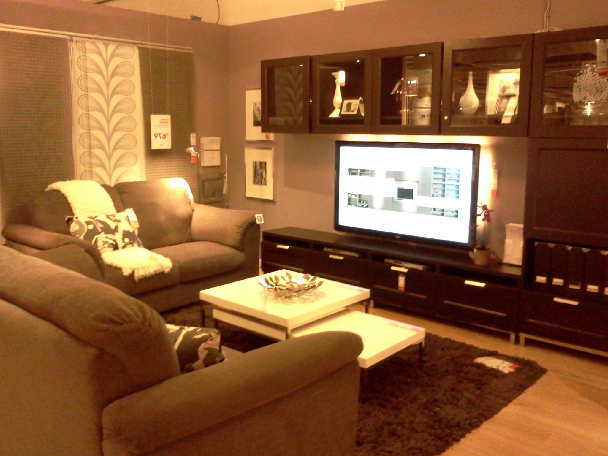 Home Design Ideas Ikea Living Room Furniture Loveseats Short Regarding Short Sofas (Image 8 of 20)