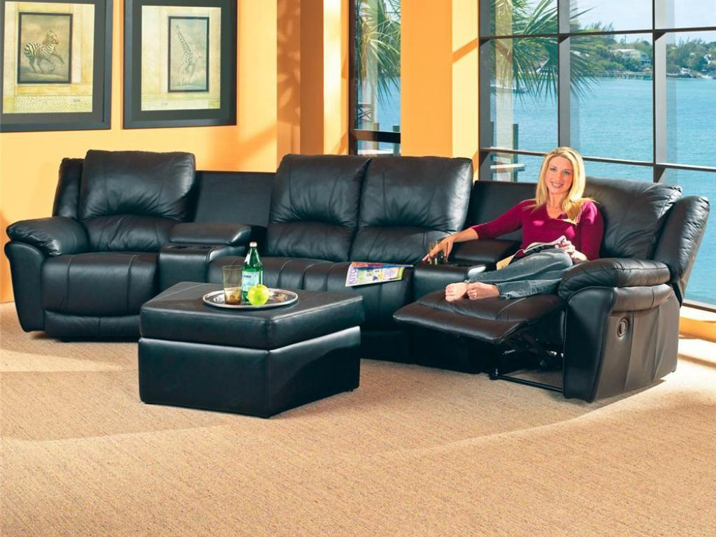 Home Furniture : Modern Apartment Theater Room Furniture Australia Within Theater Room Sofas (Image 8 of 20)