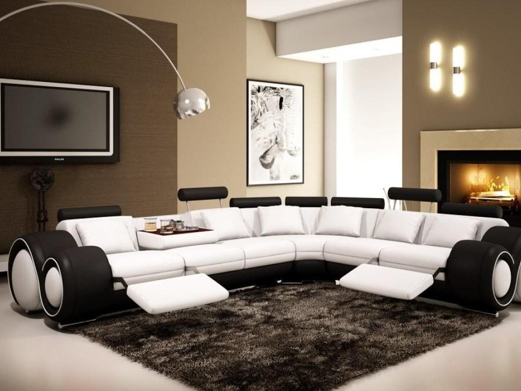 Home Interior Makeovers And Decoration Ideas Pictures : Sofa In Leather Sectional San Diego (Image 8 of 20)