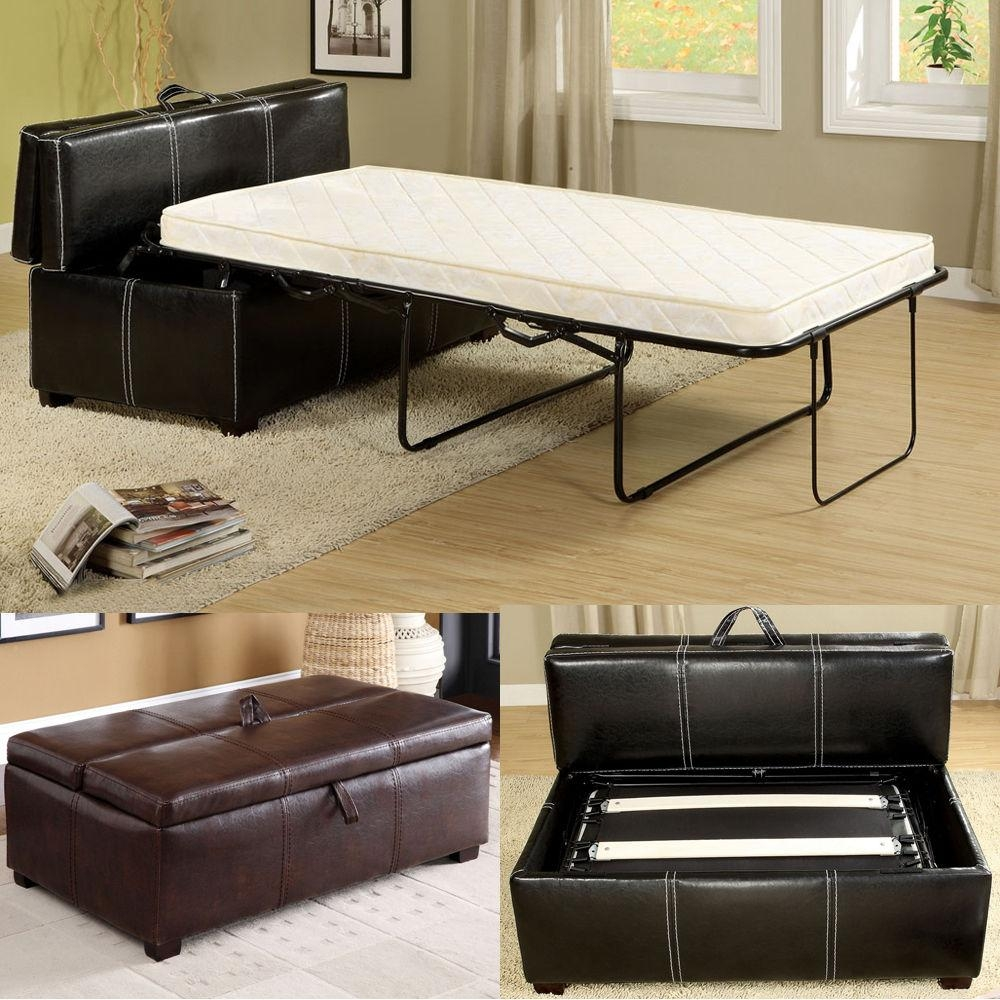 Home Tips: Costco Ottoman For Complete Your Living Space In Style With Footstool Pouffe Sofa Folding Bed (View 15 of 20)