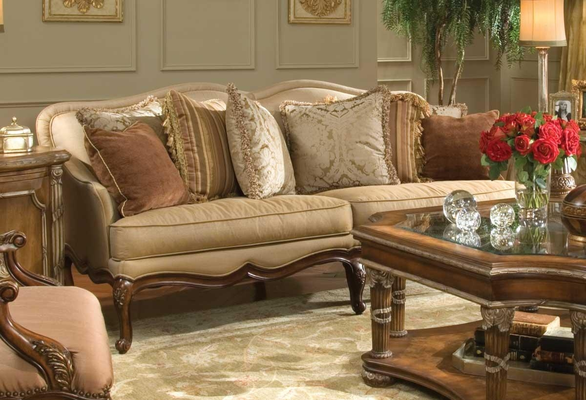 Homelegance Casanova Sofa 1589 3 | Homelegancefurnitureonline Inside Homelegance Sofas (View 4 of 20)