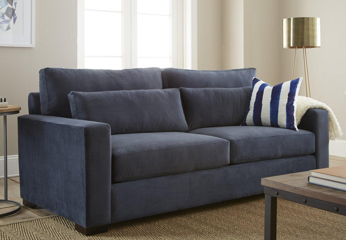 Homesean & Catherine Lowe Harrison Sofa & Reviews | Wayfair Intended For Harrison Sofas (View 12 of 20)