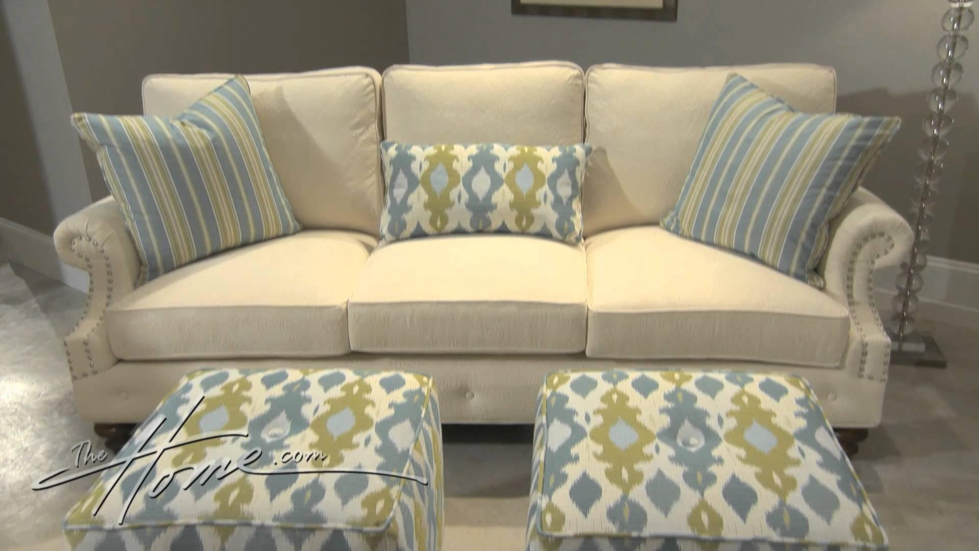 Hooker Furniture Introduces Sam Moore Sofas – Youtube Inside Sam Moore Sofas (View 14 of 20)