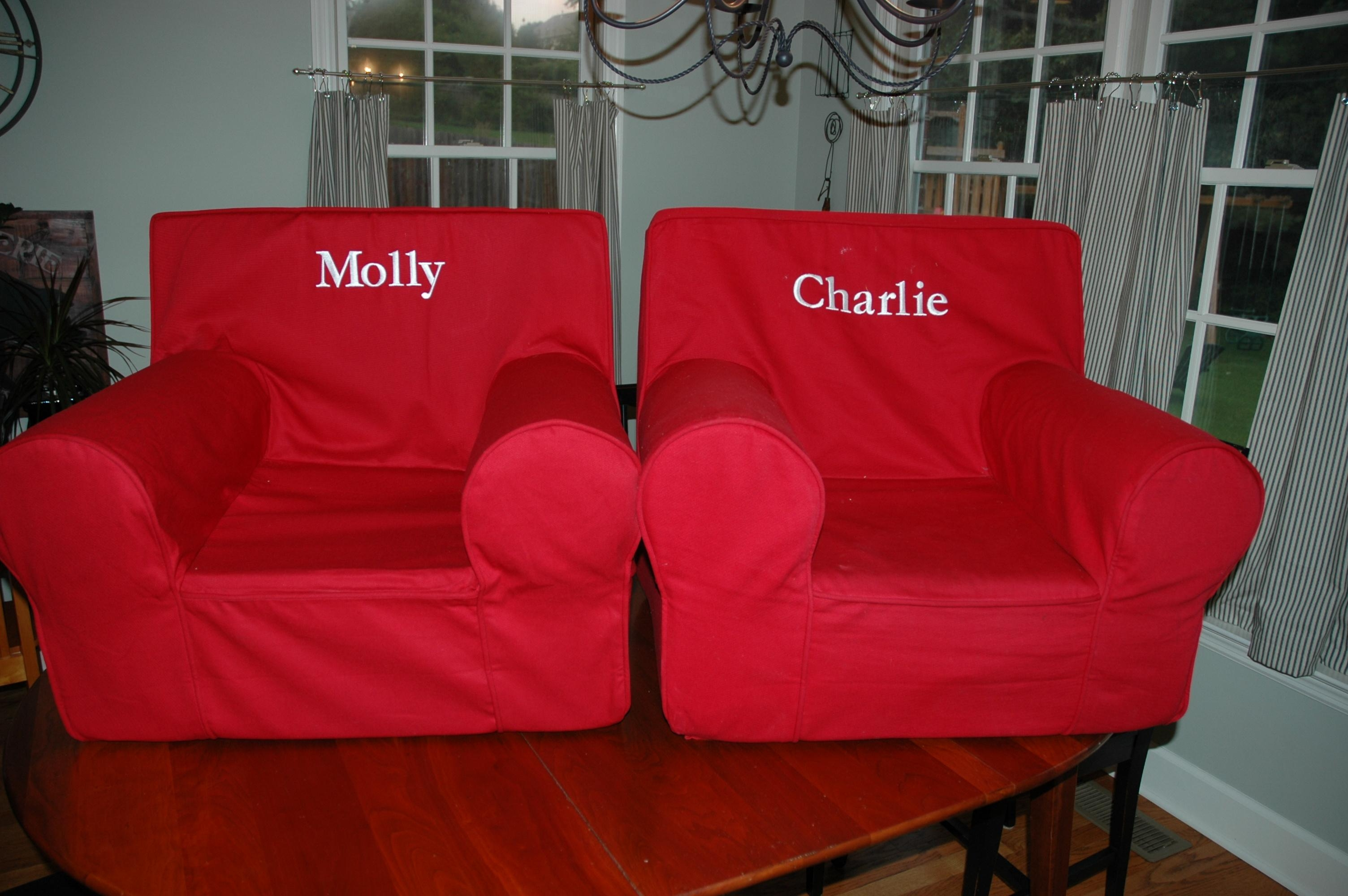 How I Saved $54 On A Pottery Barn Anywhere Chair Intended For Pottery Barn Chair Slipcovers (Image 5 of 20)