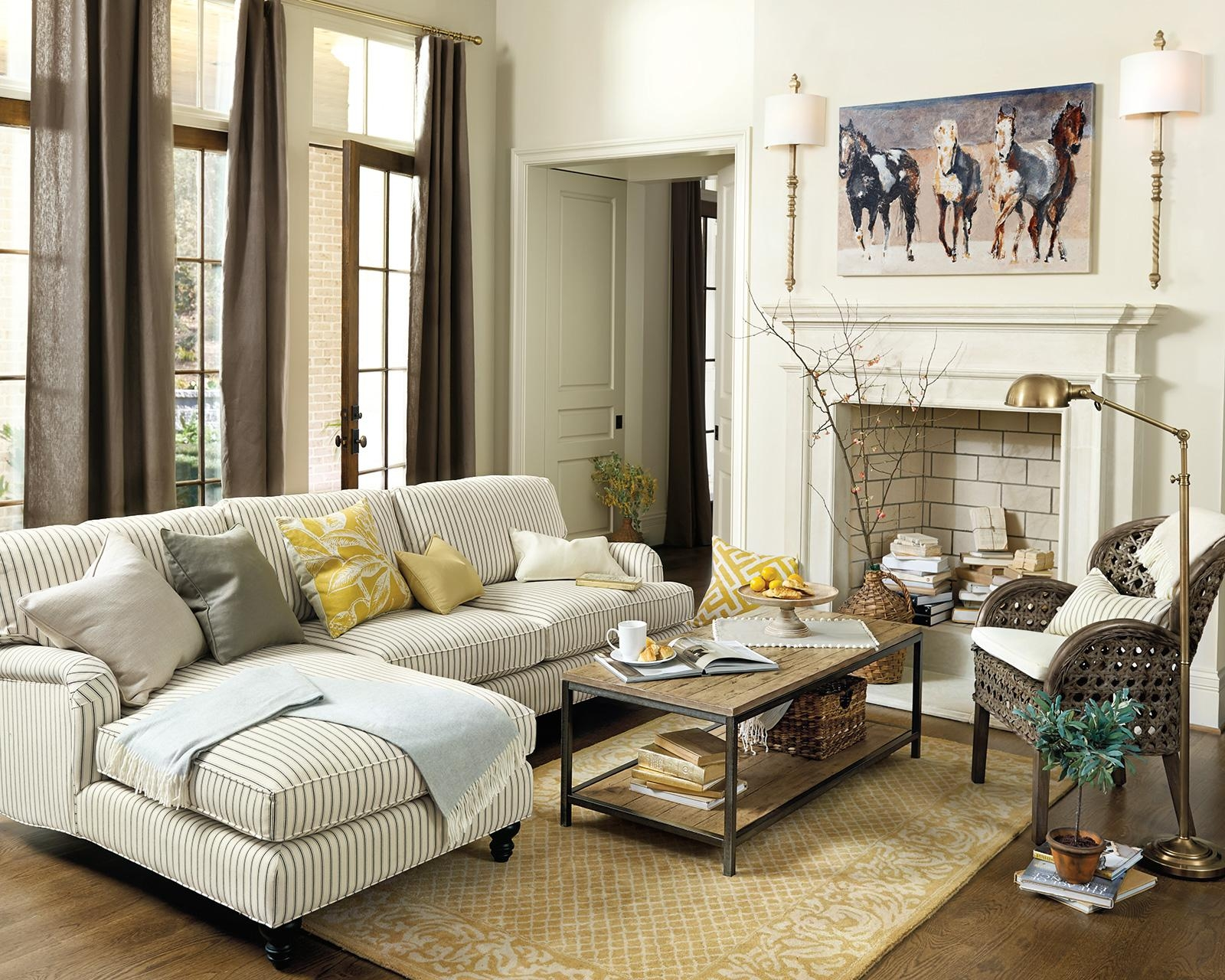 Featured Photo of Coffee Table For Sectional Sofa