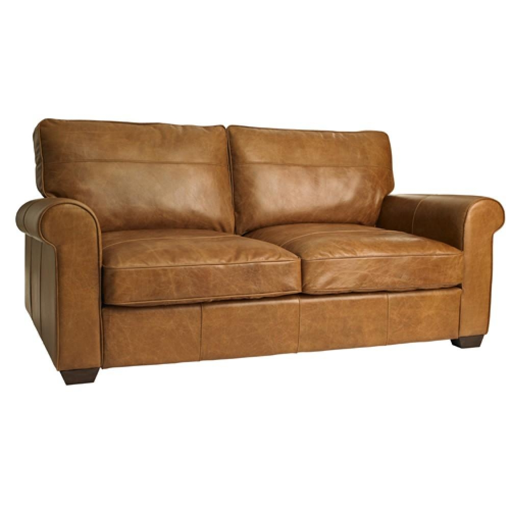 Hudson Sofa | Halo Living Intended For Aniline Leather Sofas (Image 14 of 20)