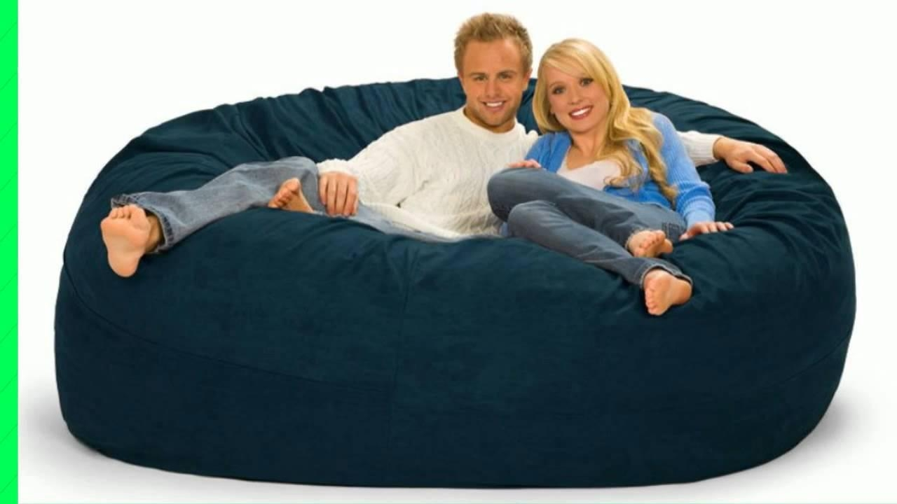Huge, Extra Large, Gigantic, Jumbo, Xl, Oversized Beanbags At Within Giant Bean Bag Chairs (Image 15 of 20)
