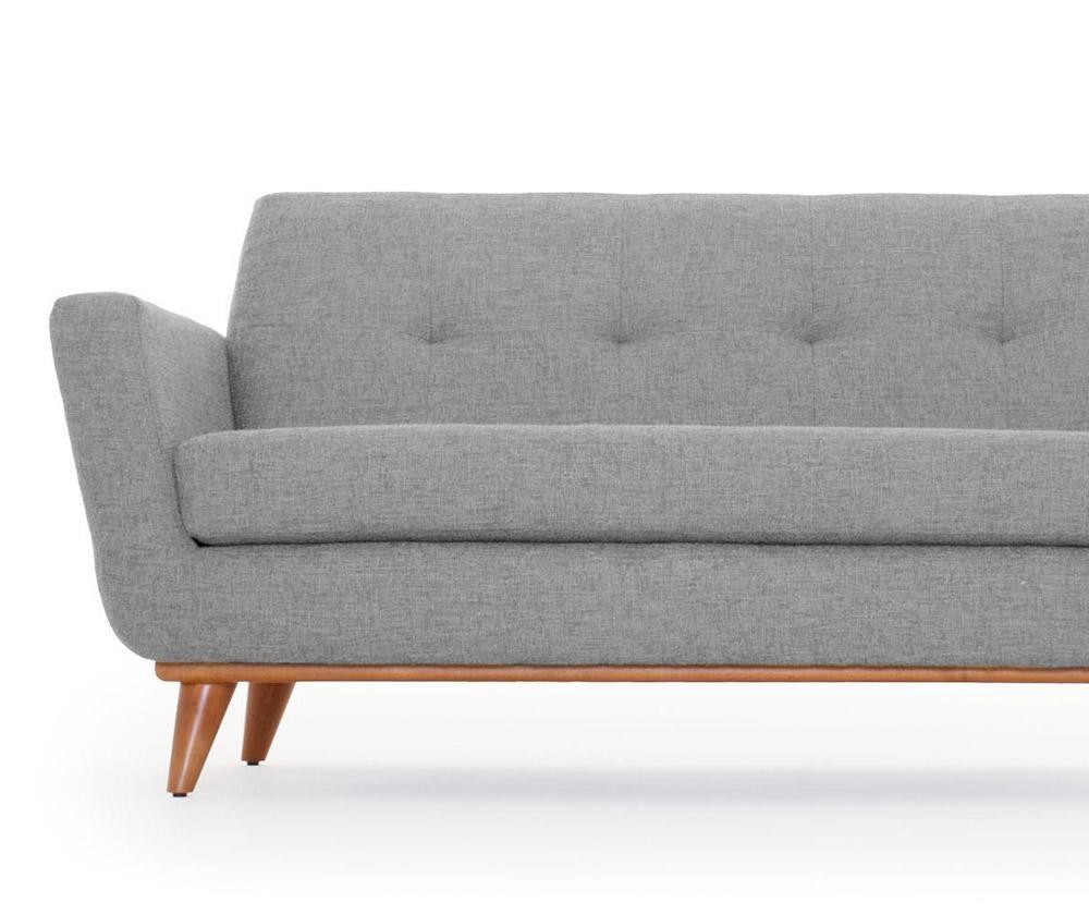 Hughes Apartment Sofa | Joybird For Condo Size Sofas (Image 17 of 20)