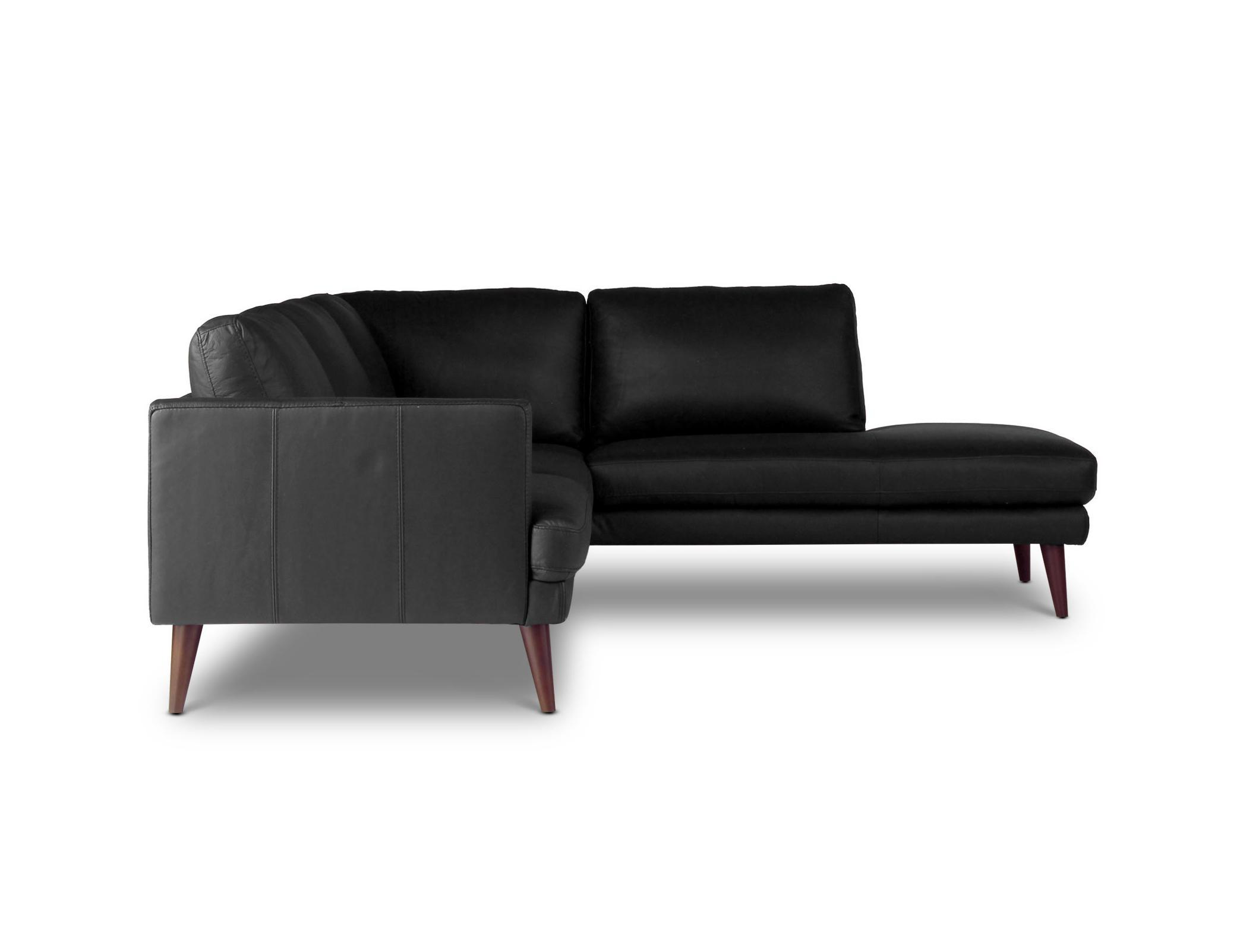 Hugo Leather – Corner Sofa | Loungelovers Regarding Corner Sofa Leather (Image 9 of 20)