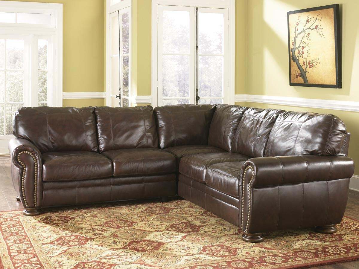 Ideas: Undecent Best Ashley Sectional With Cheap Price For Living With Ashley Furniture Brown Corduroy Sectional Sofas (Image 8 of 20)