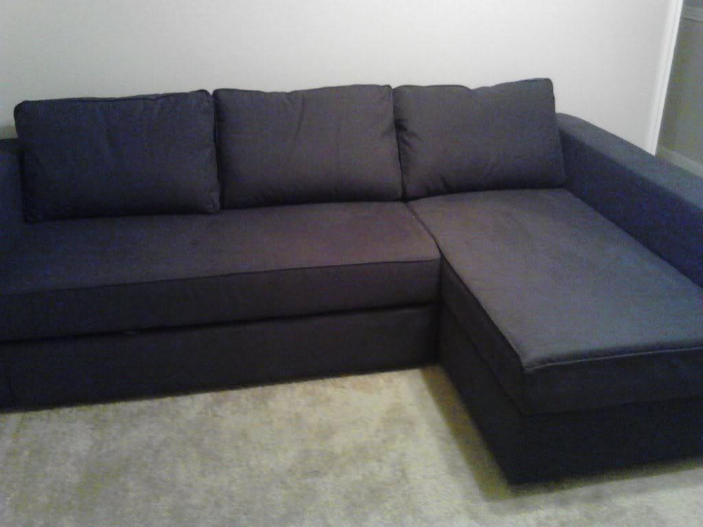 Ikea Manstad Corner Sofa Bed Cover – Bedding | Bed Linen In Manstad Sofa Bed (Image 6 of 20)