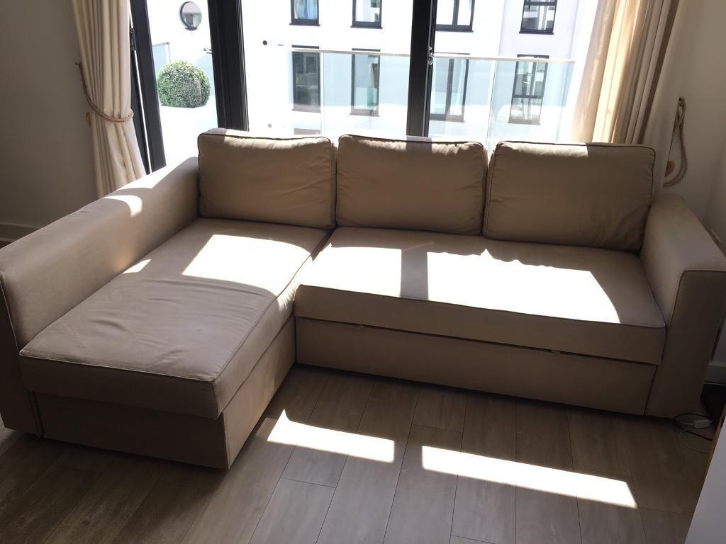 Ikea Manstad Corner Sofa Bed | In Bristol | Gumtree Within Manstad Sofa Bed  Ikea (
