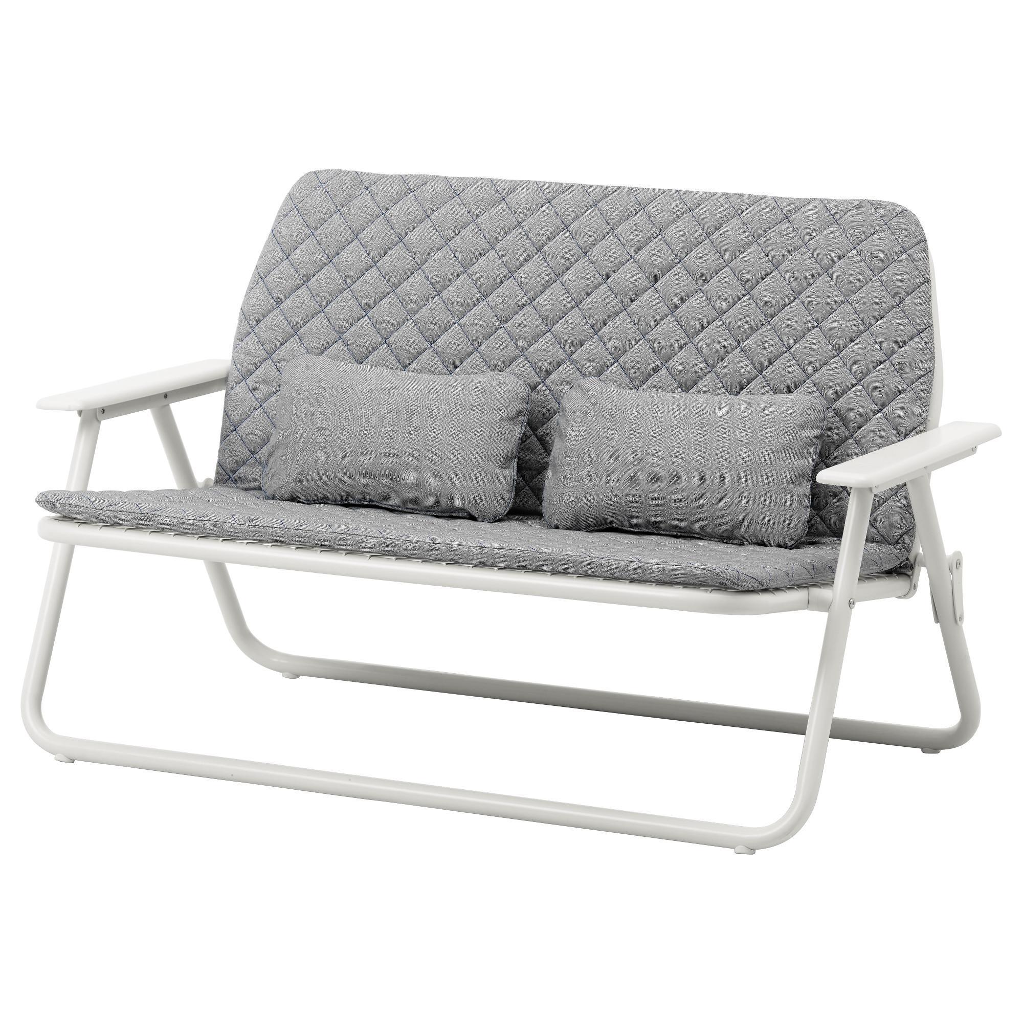 Ikea Ps 2017 2 Seat Sofa Folding – Ikea In Fold Up Sofa Chairs (View 13 of 22)