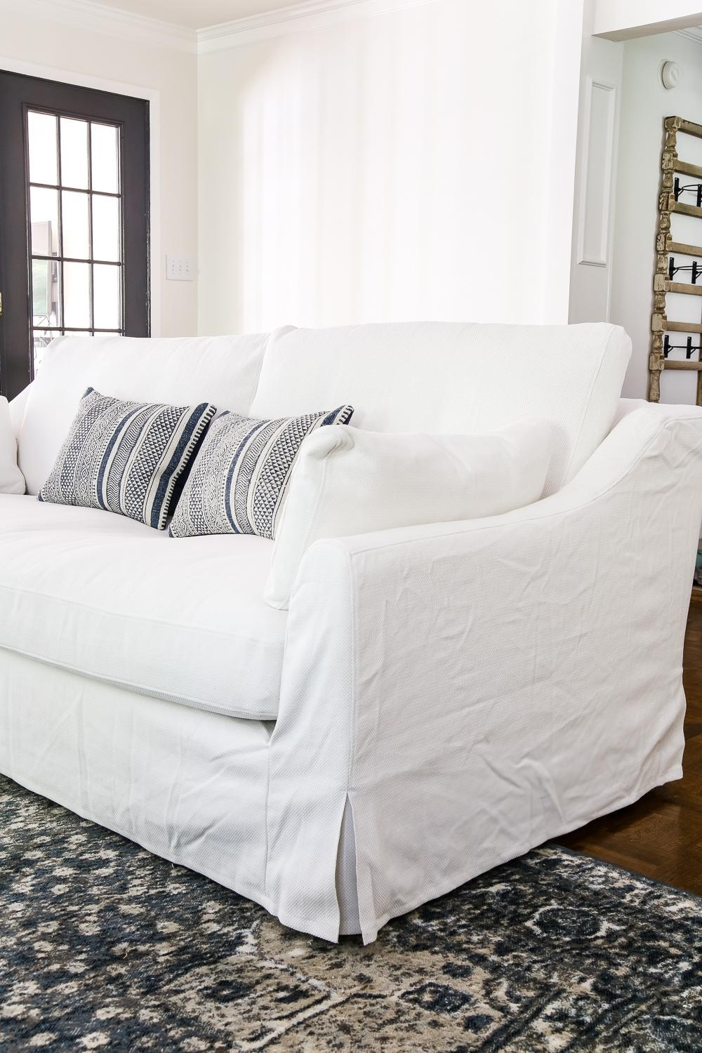 Ikea's New Sofa And Chairs And How To Keep Them Clean – Bless'er House Pertaining To Bedroom Sofas And Chairs (Image 17 of 20)