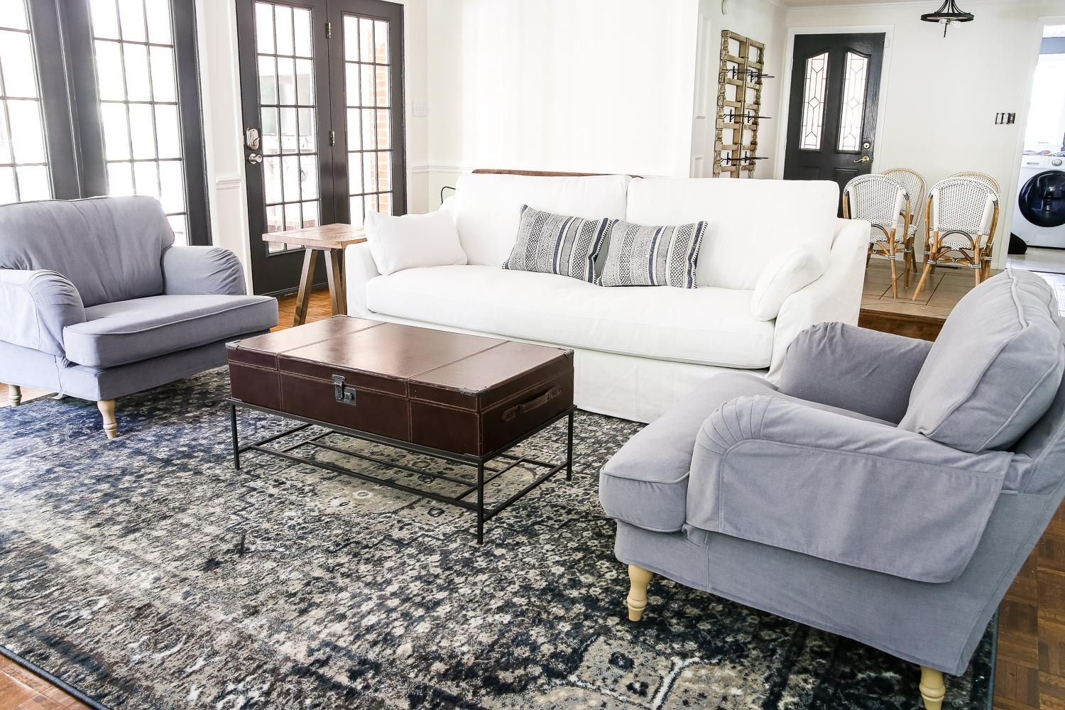 Ikea's New Sofa And Chairs And How To Keep Them Clean – Bless'er House Regarding Comfortable Sofas And Chairs (View 18 of 20)