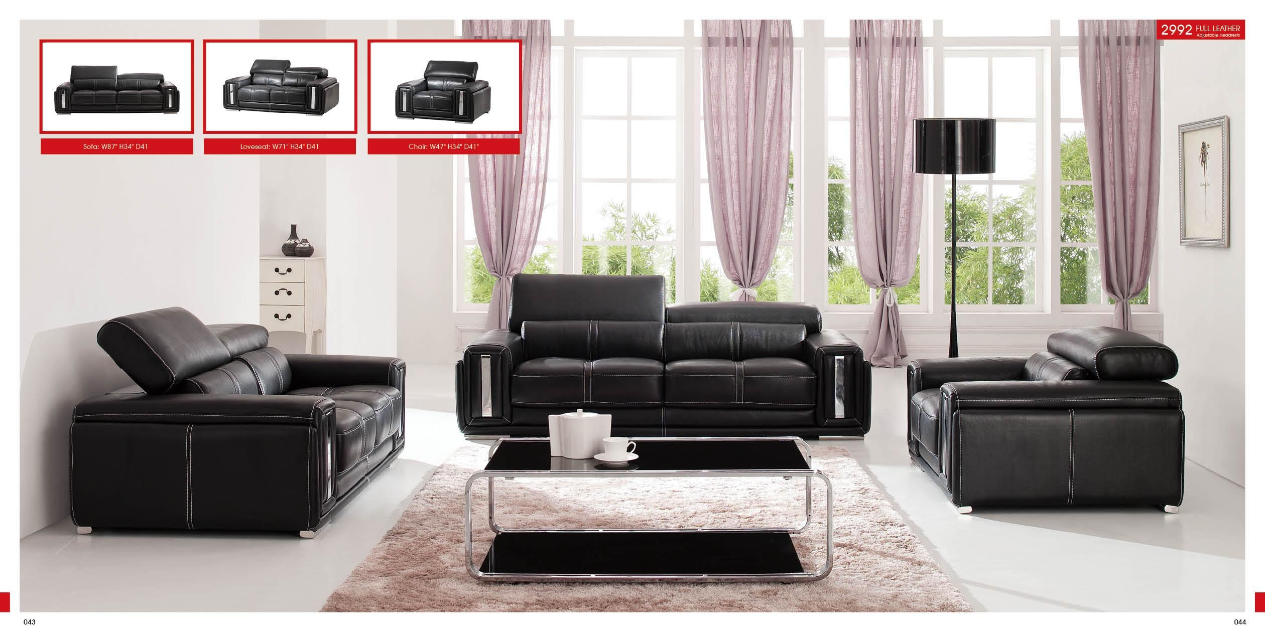 Impressive Modern Leather Living Room Furniture 8 Freement Regarding Living Room Sofas (View 10 of 20)