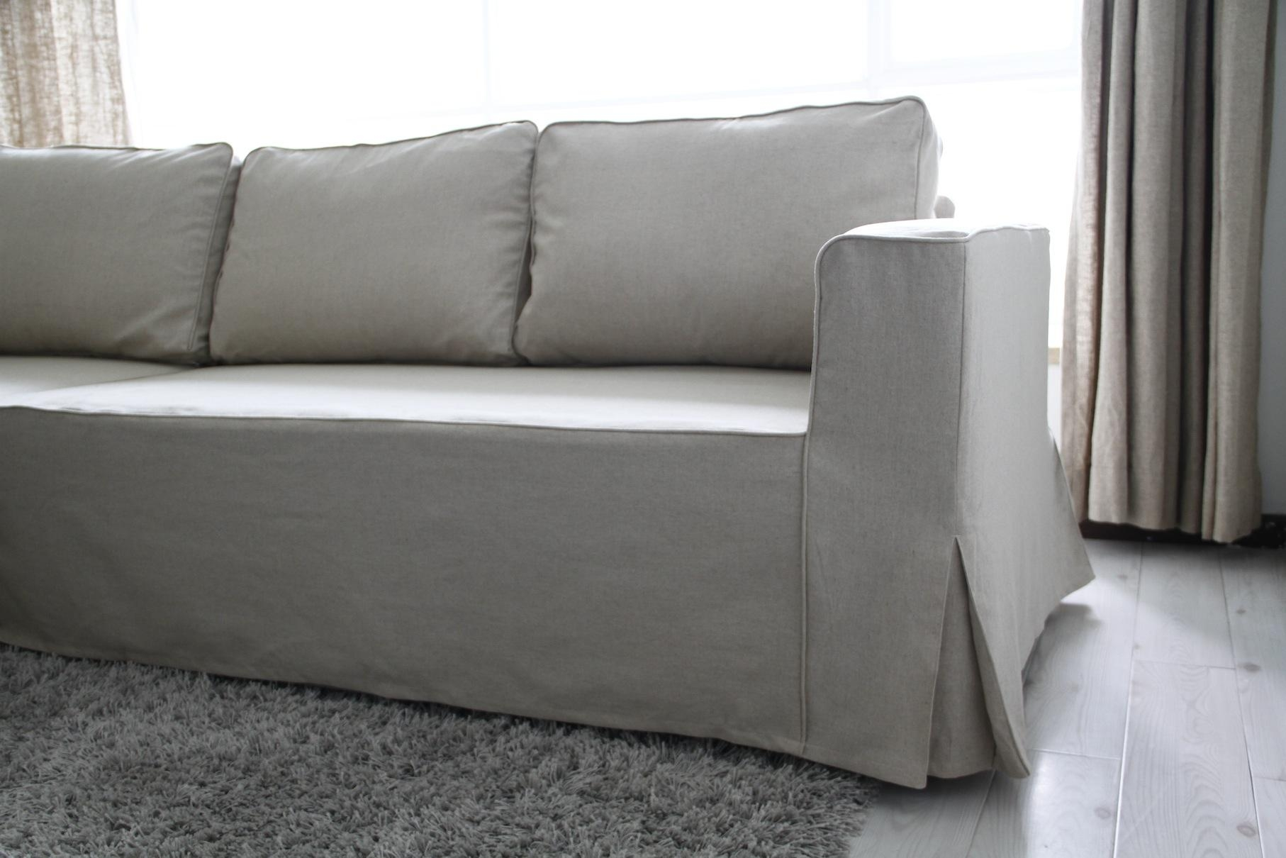 Individual Couch Seat Cushion Covers – Velcromag For Individual Couch Seat Cushion Covers (View 3 of 20)