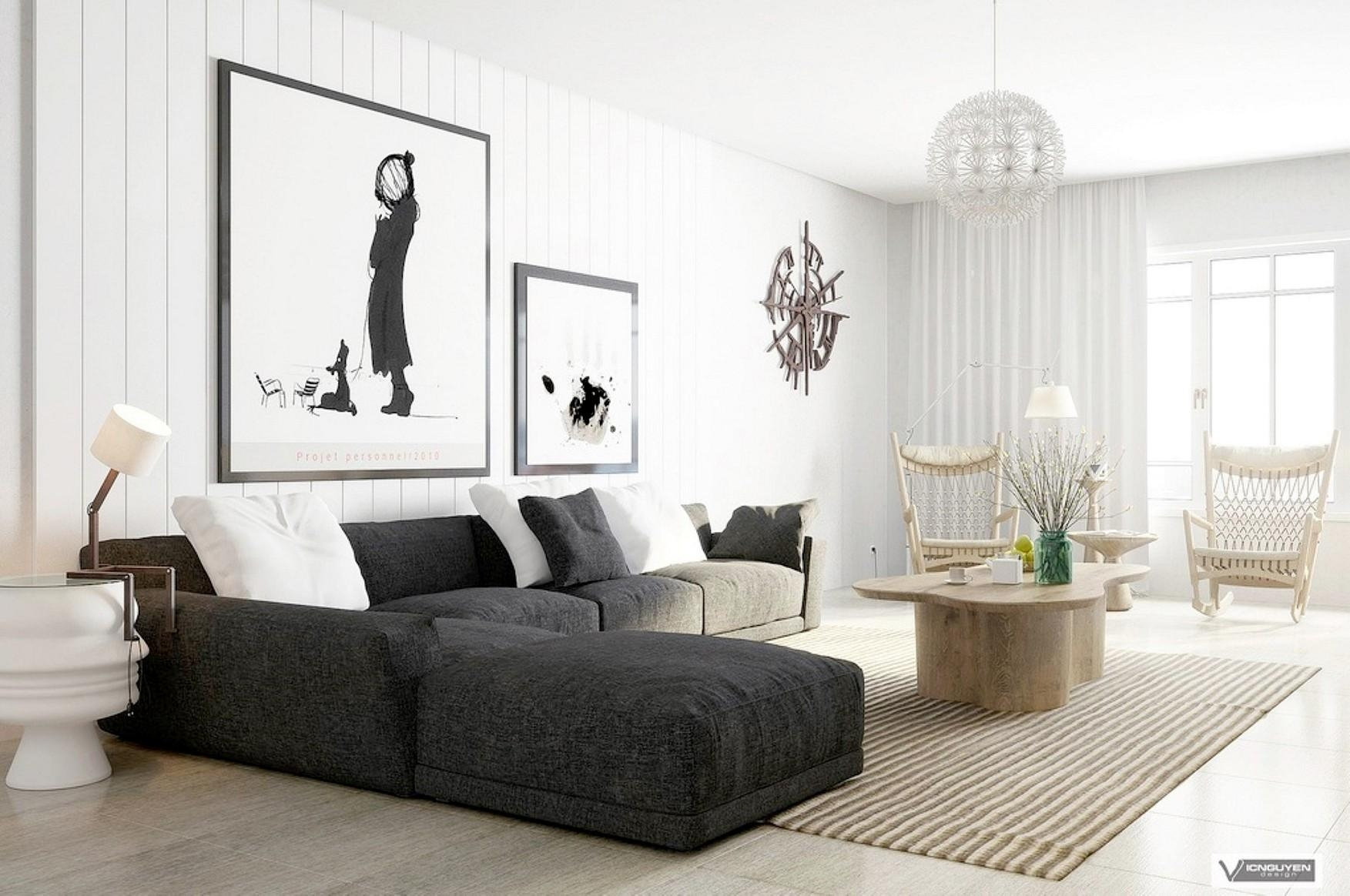 Inspirational Behind Couch Floor Lamp 43 In Room Decorating Ideas With Floor Lamp For Sectional Couch (Image 12 of 15)