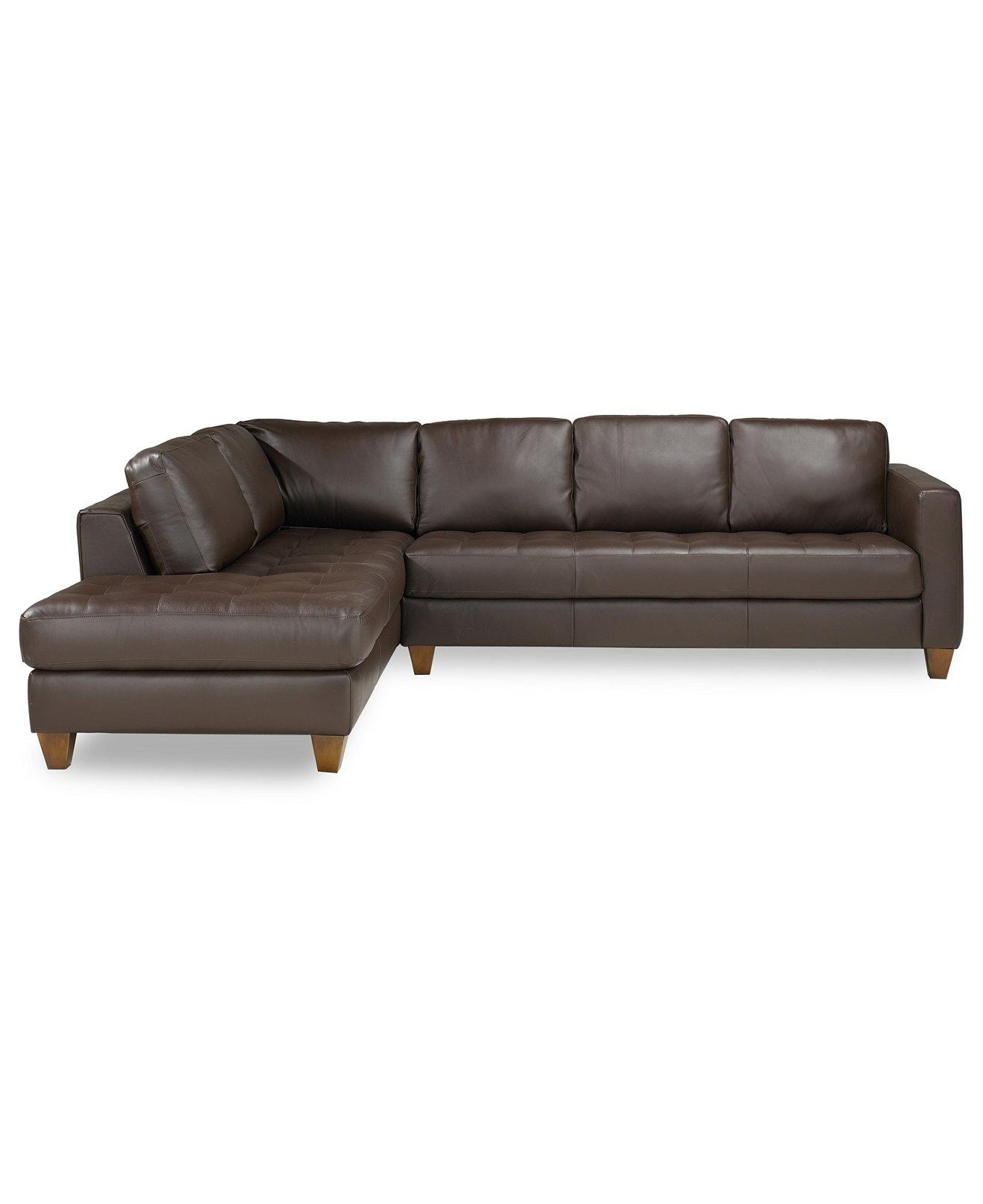 Macys Sofa: 20 Best Macys Leather Sectional Sofa