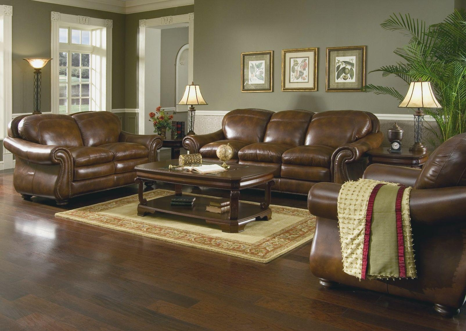 Interesting 90+ Chocolate Brown Sofa Living Room Ideas Decorating in Living Room With Brown Sofas