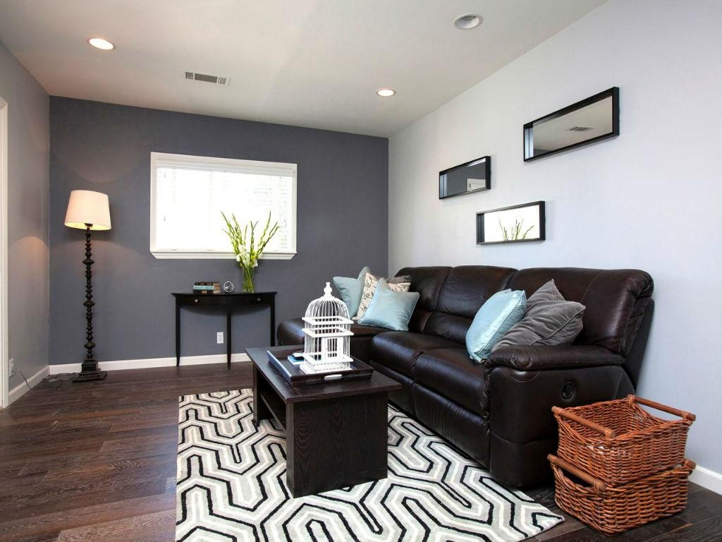 Interesting 90+ Chocolate Brown Sofa Living Room Ideas Decorating With Living Room With Brown Sofas (View 15 of 20)