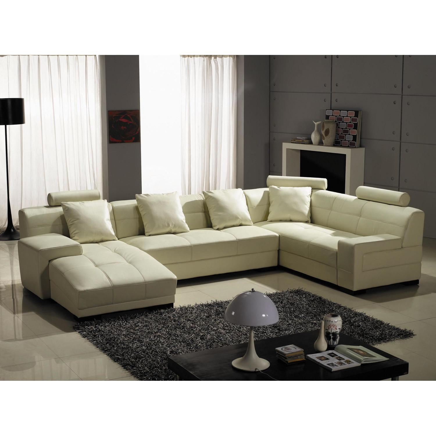 Interior: Cute Huge Sectional Couches With Oversized Sectional With Huge Leather Sectional (Image 11 of 20)