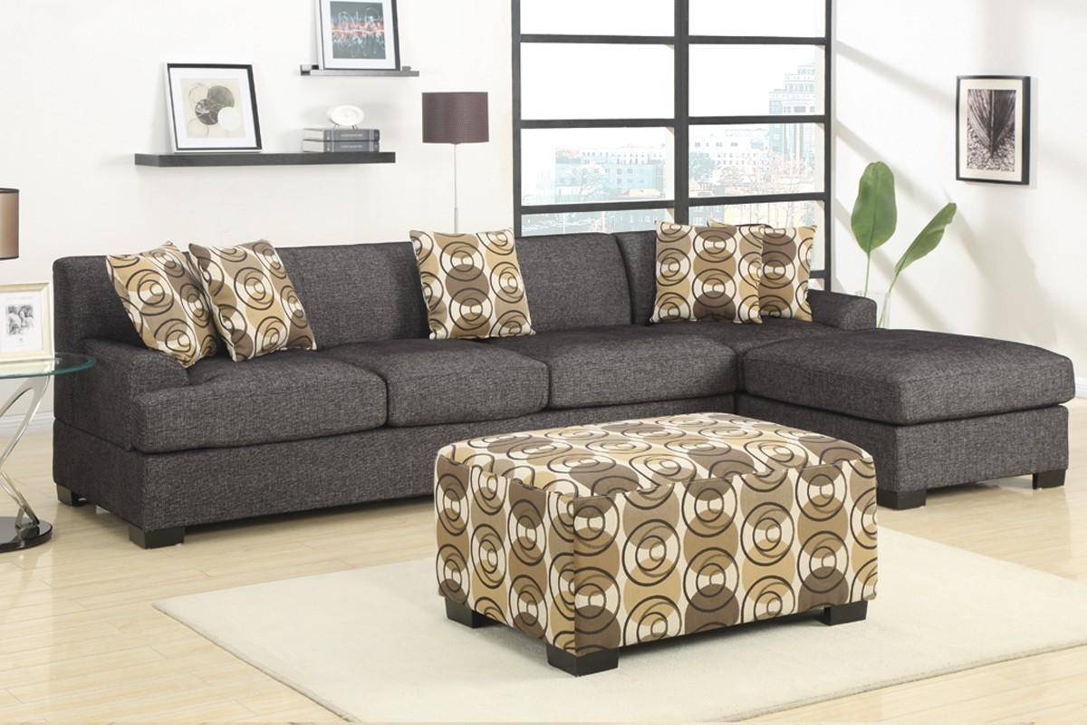 Interior: Gorgeous Lady Charcoal Sectional For Living Room Within Charcoal Gray Sectional Sofas (Image 10 of 20)