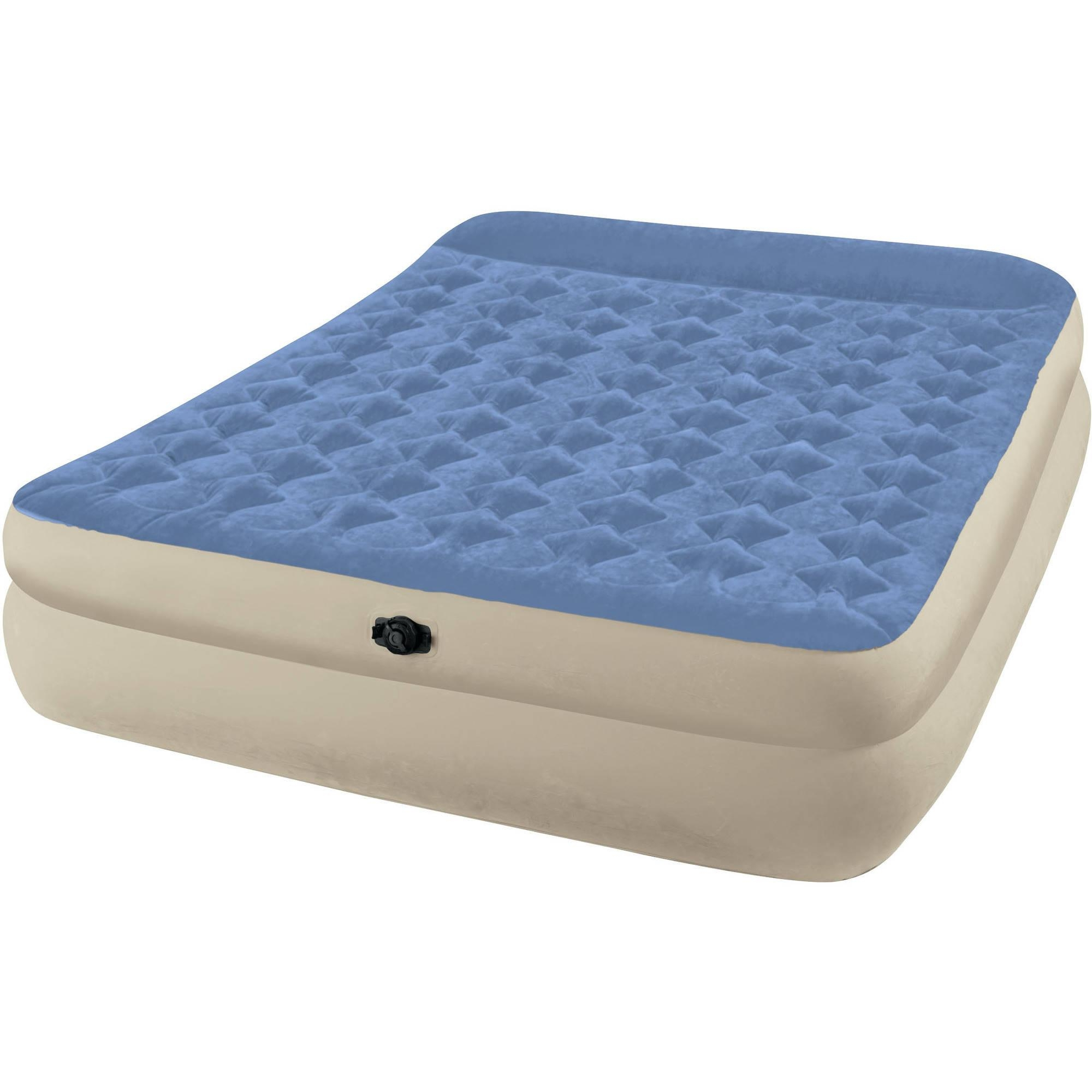 Intex Air Beds With Regard To Inflatable Full Size Mattress (Image 5 of 20)
