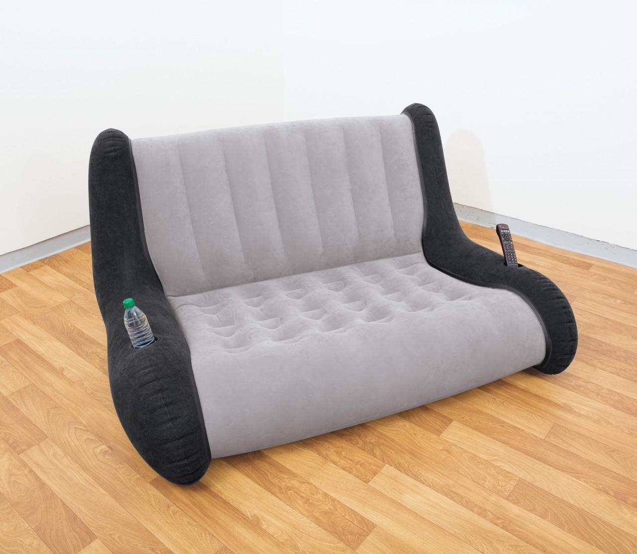 Intex Inflatable Sofa Lounge For Intex Inflatable Sofas (View 12 of 20)