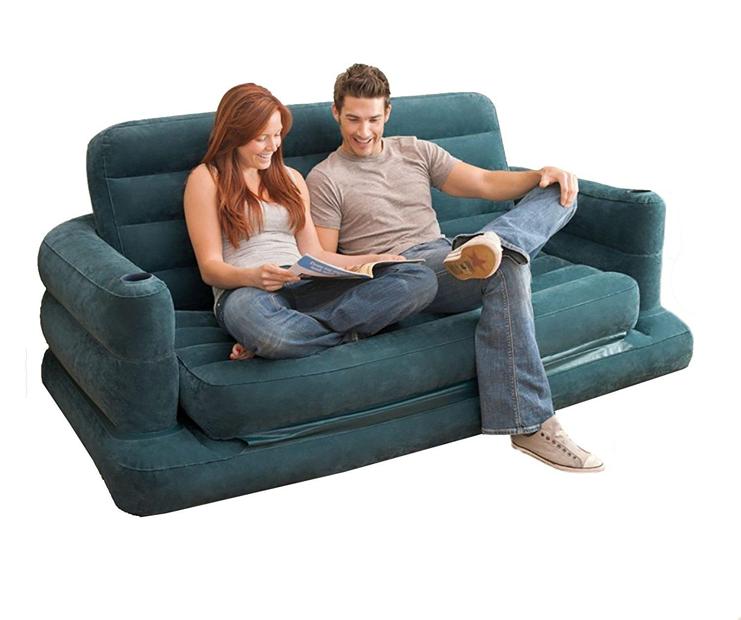 Intex Inflatable Sofa With Ideas Image 39149 | Kengire Intended For Intex Inflatable Sofas (View 13 of 20)