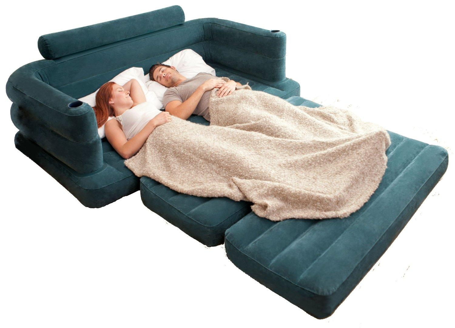 Intex Pull Out Sofa Uk | Codeminimalist | Tehranmix Decoration Pertaining To Intex Queen Sleeper Sofas (Image 15 of 20)