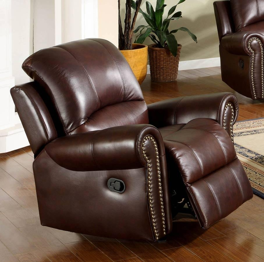 Italian Leather Reclining Sofa With Design Gallery 39181 | Kengire Within Italian Recliner Sofas (View 12 of 20)