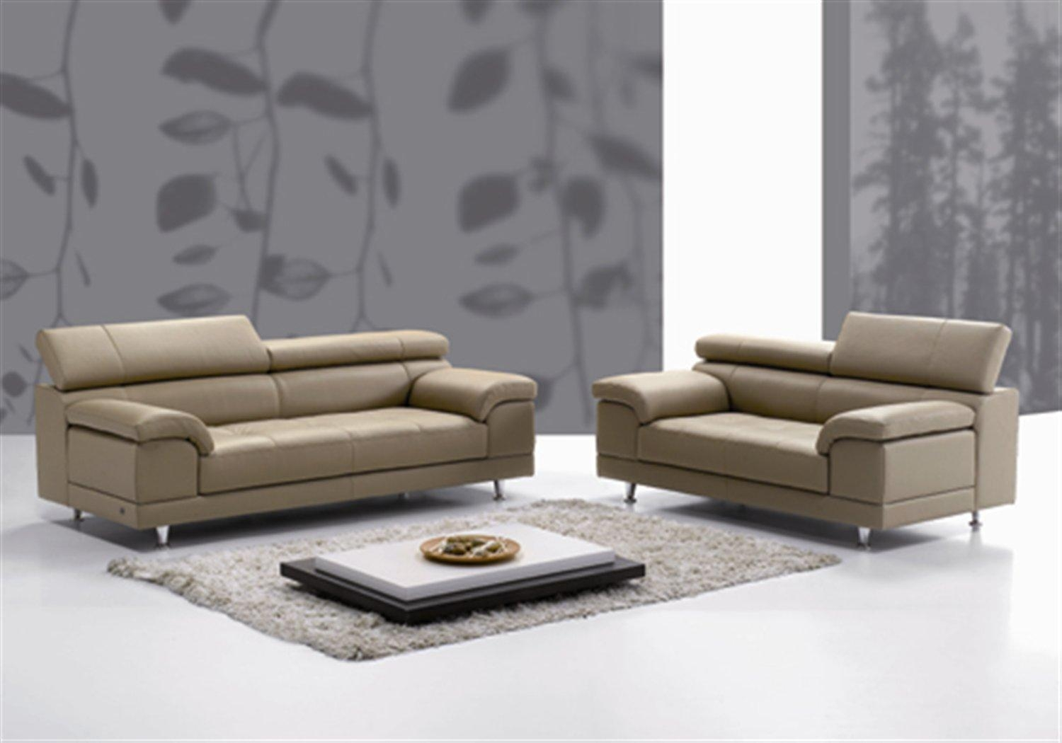 Italian Leather Sofa, Affordable And Quality From Piquattro with Italian Leather Sofas