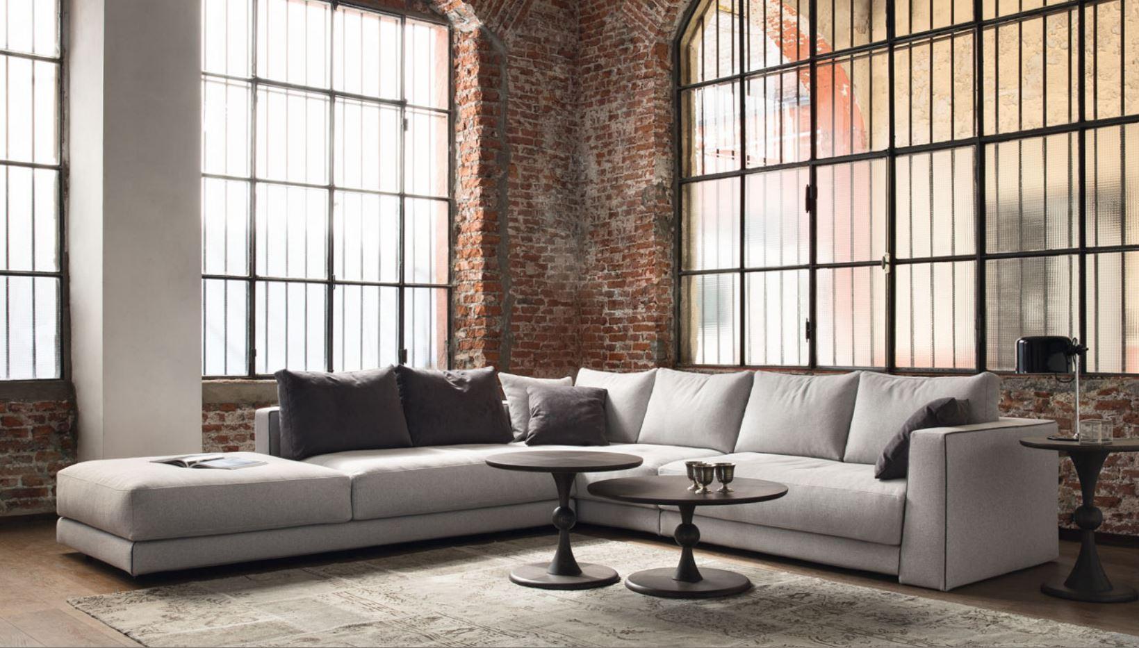 Italian Sofas At Momentoitalia – Modern Sofas,designer Sofas Inside Long Modern Sofas (Image 7 of 20)