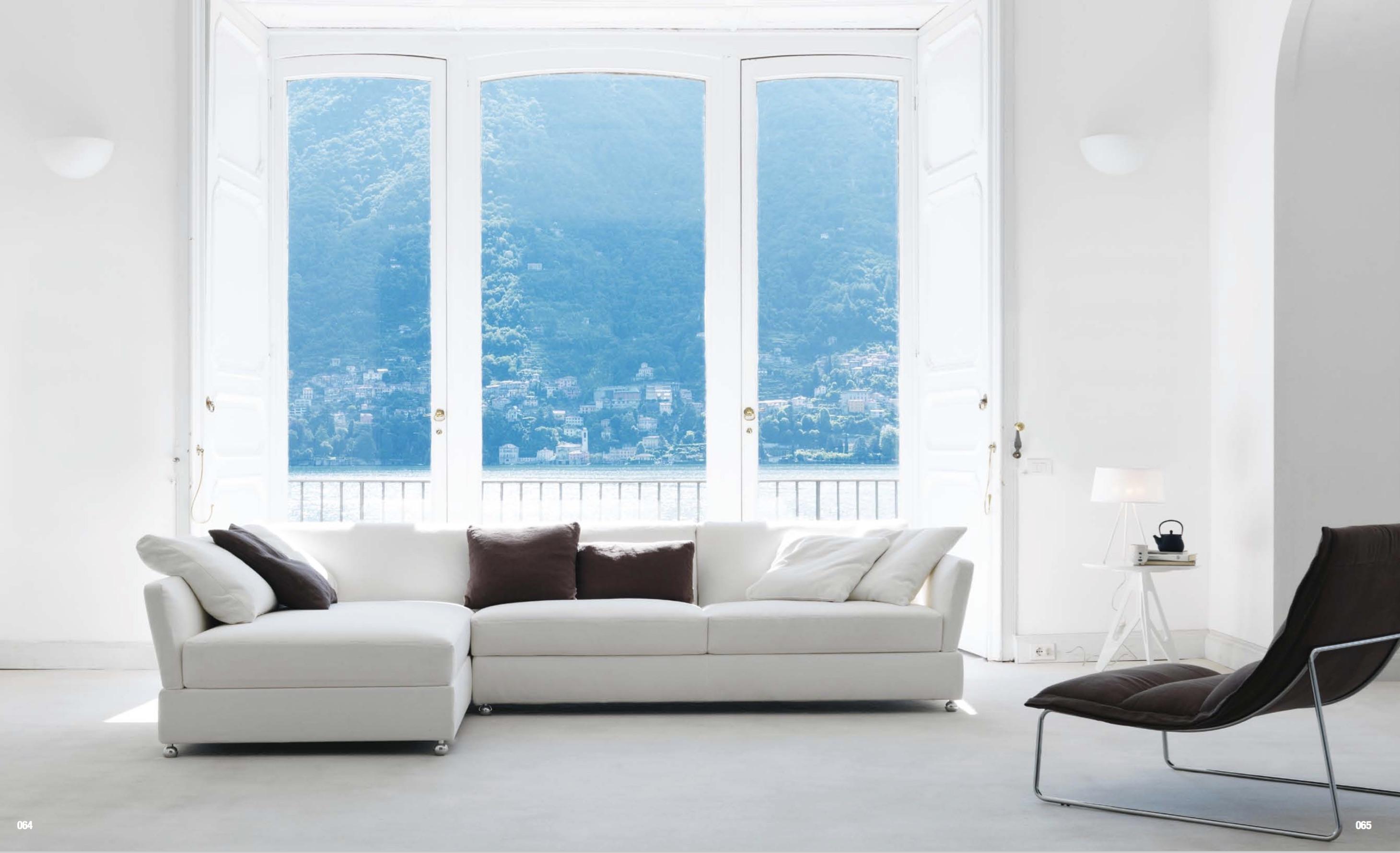 Italian Sofas At Momentoitalia – Modern Sofas,designer Sofas With Down Feather Sectional Sofa (View 15 of 15)