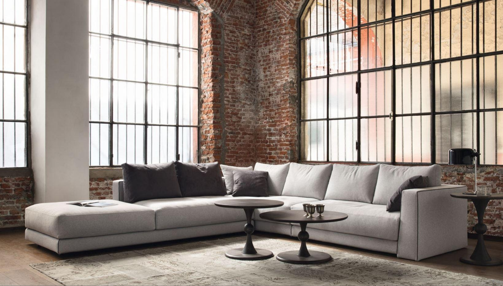 Italian Sofas At Momentoitalia – Modern Sofas,designer Sofas With Long Sectional Sofa With Chaise (View 13 of 20)