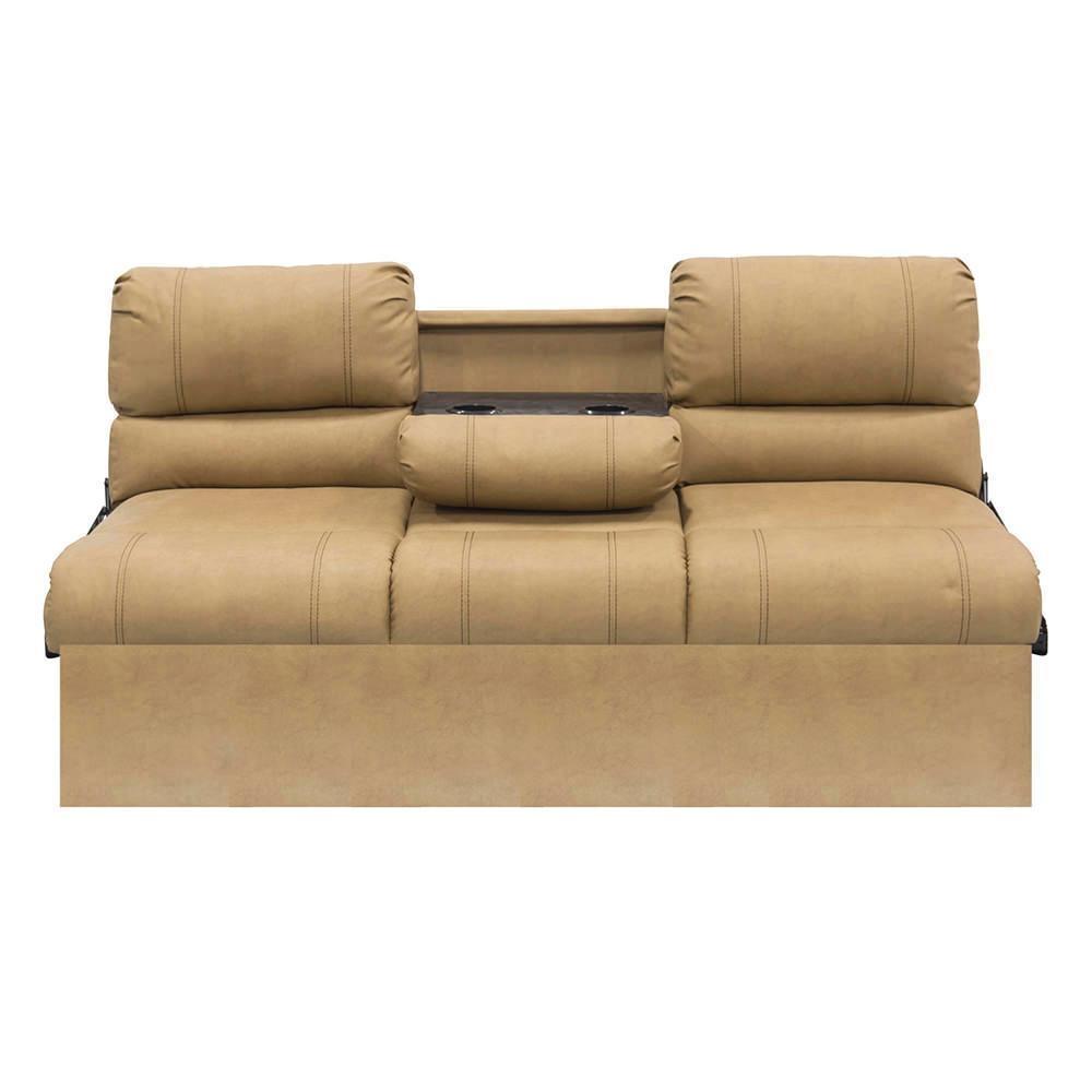 Jackknife Sofa - Lippert Components Inc - Furniture - Camping World throughout Rv Jackknife Sofas