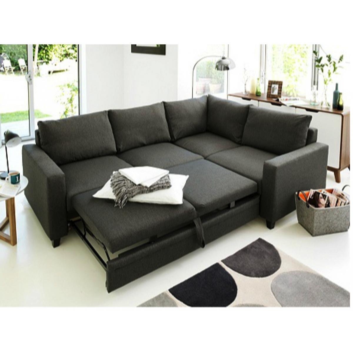Jardan Sofa Bed – Leather Sectional Sofa Regarding Cheap Corner Sofa Bed (Image 9 of 20)